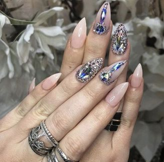 40 Unique 3D Nails Designs Ideas 39