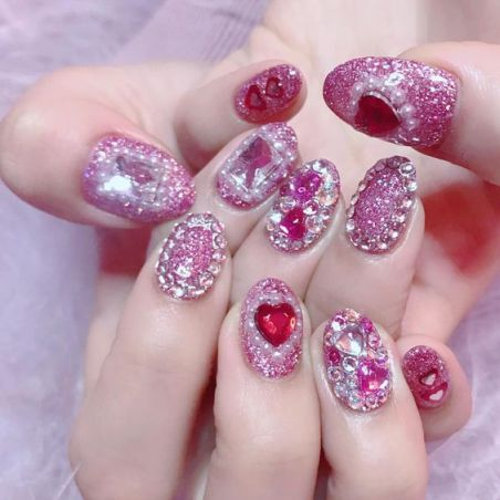 40 Unique 3D Nails Designs Ideas 47