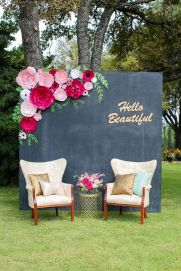 40 Ways to Use Paper Flowers At Your Wedding 20