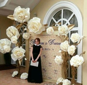 40 Ways to Use Paper Flowers At Your Wedding 3