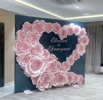 40 Ways to Use Paper Flowers At Your Wedding 35