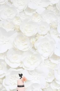 40 Ways to Use Paper Flowers At Your Wedding 6