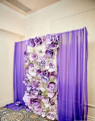 40 Ways to Use Paper Flowers At Your Wedding 9