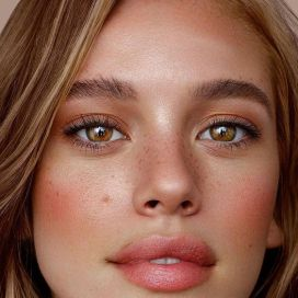 40 Ways to Wear Pink Lipstick Ideas 8