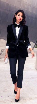 40 Ways to Wear Women Suits Ideas 1