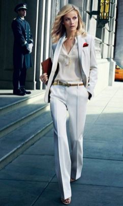 40 Ways to Wear Women Suits Ideas 36