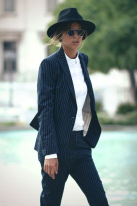 40 Ways to Wear Women Suits Ideas 8