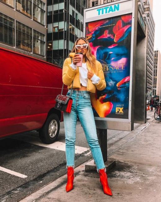 40 Yellow Outfits in Fashion Ideas 10