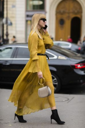 40 Yellow Outfits in Fashion Ideas 18