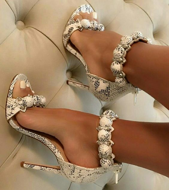 50 Animal Print High Heels Shoes Ideas 12