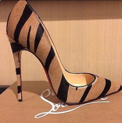 50 Animal Print High Heels Shoes Ideas 2