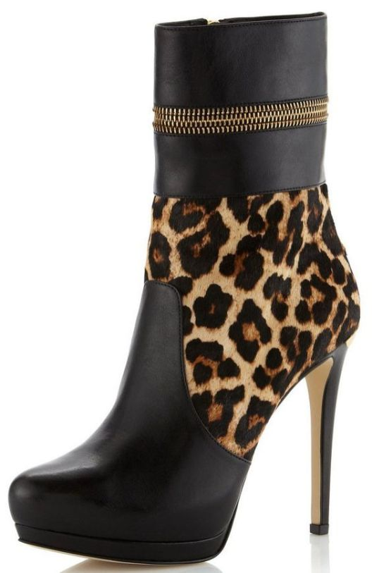 50 Animal Print High Heels Shoes Ideas 22