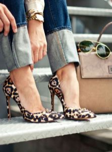 50 Animal Print High Heels Shoes Ideas 42