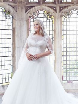 50 Ball Gown for Pluz Size Brides Ideas 36
