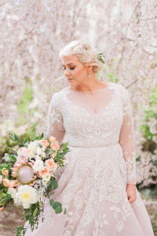 50 Ball Gown for Pluz Size Brides Ideas 48