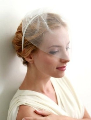 50 Blusher Veils and Bridcage for Brides Ideas 1