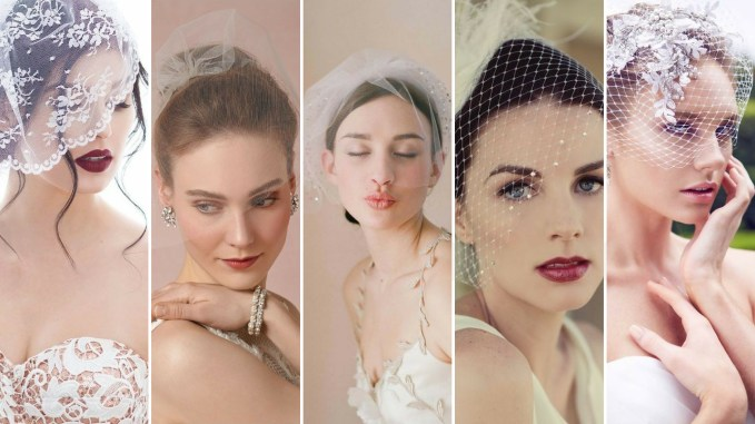 50 Blusher Veils and Bridcage for Brides Ideas