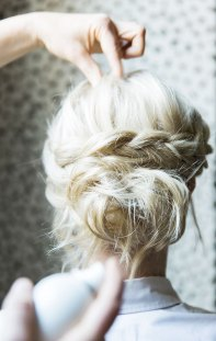 50 Braids Short Hair Wedding Hairstyles Ideas 23