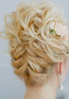 50 Braids Short Hair Wedding Hairstyles Ideas 27