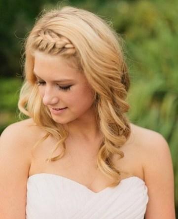 50 Braids Short Hair Wedding Hairstyles Ideas 37