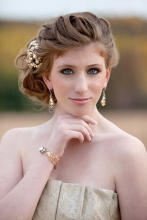 50 Braids Short Hair Wedding Hairstyles Ideas 53
