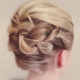 50 Braids Short Hair Wedding Hairstyles Ideas 6