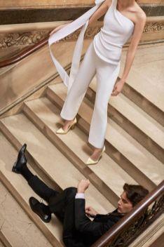 50 Bridal Jumpsuits Look Ideas 18