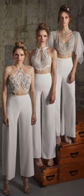 50 Bridal Jumpsuits Look Ideas 22