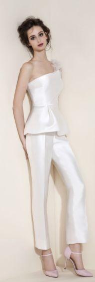 50 Bridal Jumpsuits Look Ideas 32