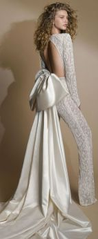 50 Bridal Jumpsuits Look Ideas 42