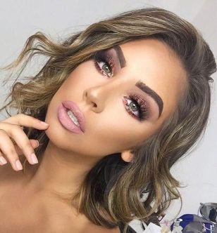50 Green Eyes Makeup Ideas 14
