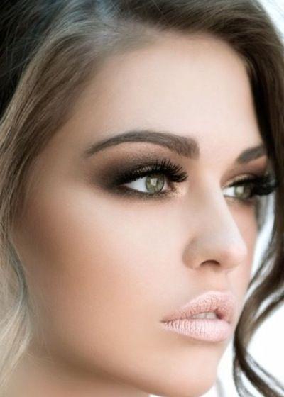 50 Green Eyes Makeup Ideas 16