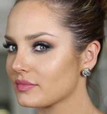 50 Green Eyes Makeup Ideas 18