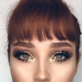 50 Green Eyes Makeup Ideas 26