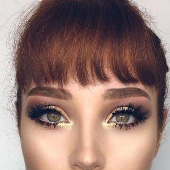 50 Green Eyes Makeup Ideas 26