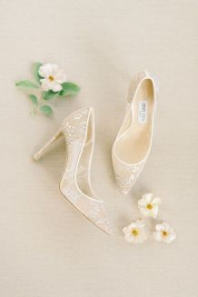 50 Lace Heels Bridal Shoes Ideas 3