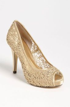 50 Lace Heels Bridal Shoes Ideas 40