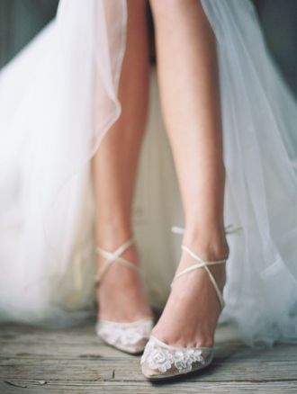 50 Lace Heels Bridal Shoes Ideas 43
