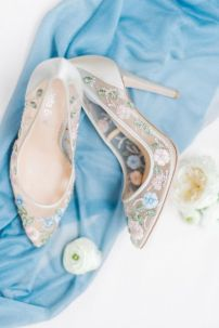 50 Lace Heels Bridal Shoes Ideas 45