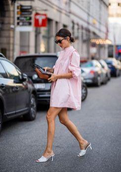 50 Möglichkeiten rosafarbene Outfits Ideen zu tragen 12