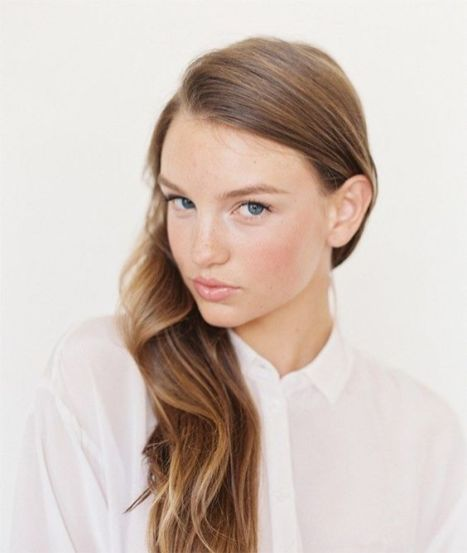 50 Perfekte natürliche Make up für Frauen Idee 13