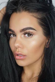 50 Perfekte natürliche Make up für Frauen Idee 25