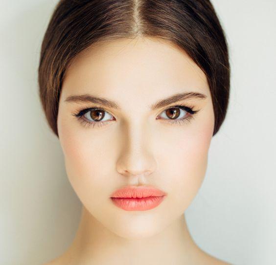50 Perfekte natürliche Make up für Frauen Idee 40