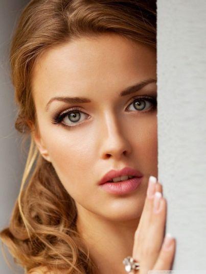 50 Perfekte natürliche Make up für Frauen Idee 43