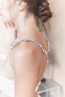 50 Shoulder Necklaces for Brides Ideas 40