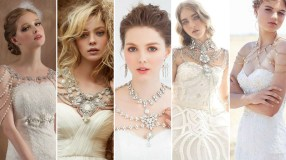 50 Shoulder Necklaces for Brides Ideas