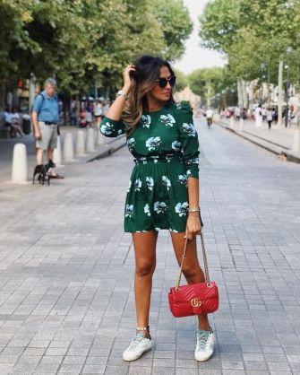 50 Summer Short Dresses Ideas 22