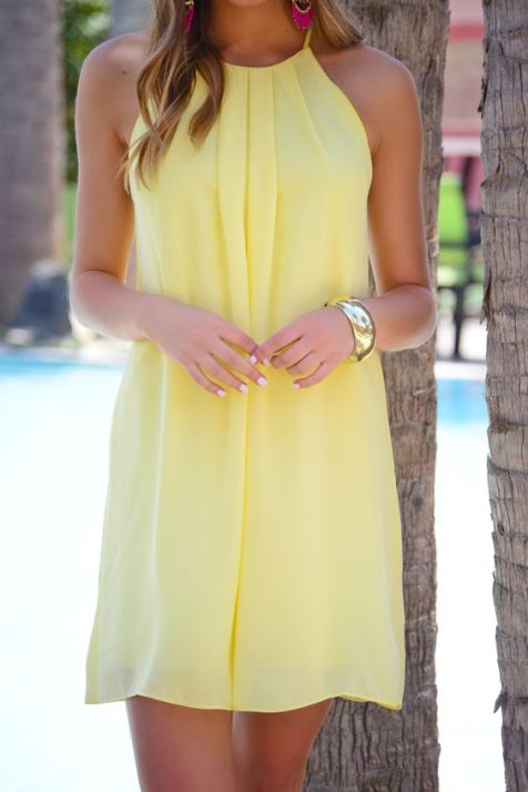 50 Summer Short Dresses Ideas 30