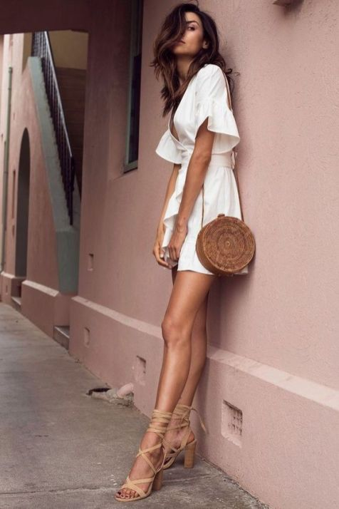 50 Summer Short Dresses Ideas 51