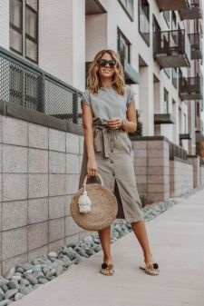 50 Woven and Bamboo Bags for Summer Ideas 34
